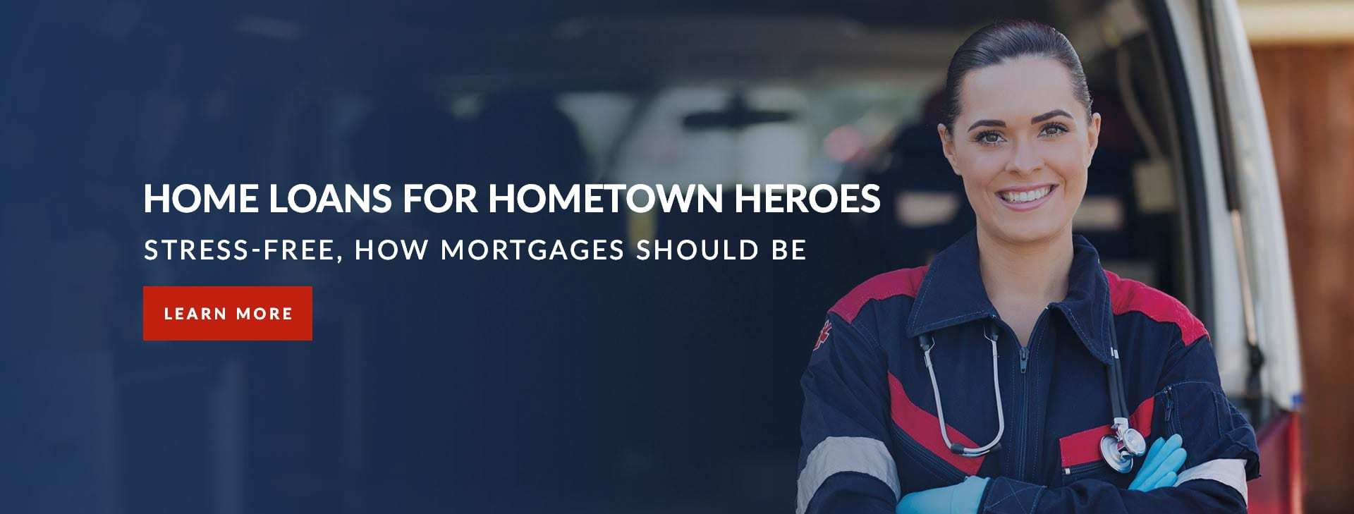 home loans for first responders